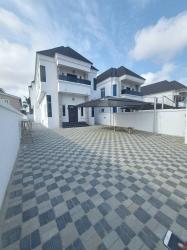 Newly Built 4 Bedroom Fully Detached Duplex 4 bedroom Detached Duplex for Sale Lekki Lagos Vetra  Property