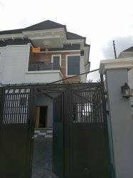 5 Bedroom Fully Detached With A Room Bq 5 bedroom Detached Duplex for Sale Lekki Lagos Vetra  Property