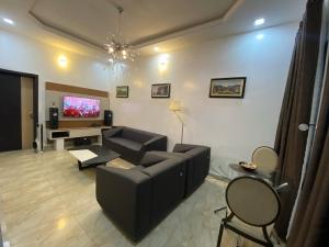 3 Bedroom Duplex With Swimming Pool 3 bedroom Terraced Duplex for Short let Lekki Lagos Vetra  Property