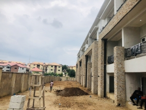 4 Bedroom Terrace Duplex With Bq 4 bedroom Terraced Duplex for Sale Gwarinpa Abuja Vetra  Property
