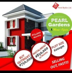C Of O Land In Mowe  Land for Sale Obafemi Owode Ogun Vetra  Property