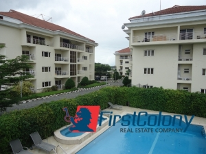 Residential Court Of 21 Apartments With Great Facilities (incl. Jetty)  3 bedroom Flat for Sale Ikoyi Lagos Vetra  Property