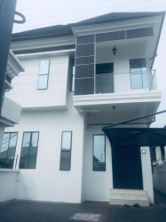 A Well Finished 4bedroom Stand Alone Duplex 4 bedroom Semi-Detached Duplex for Sale Lekki Lagos Vetra  Property