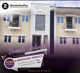 Flourish Residences Monastery Road Flat for Sale Ajah Lagos Vetra  Property
