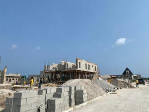 Newly Constructed 3 Bedroom Duplex & A Bq In A Serene Environment 3 bedroom Semi-Detached Duplex for Sale Ajah Lagos Vetra  Property