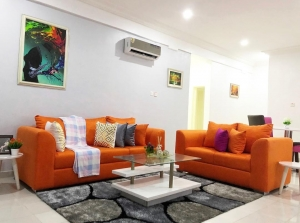 Luxurious 3bedroom @lekki Ikate With Good Services 3 bedroom Self Contained for Short let Lekki Lagos Vetra  Property