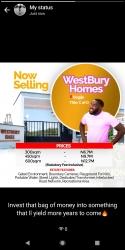 Westbury Homes Bogije Commercial Land for Sale Ibeju Lekki Lagos Vetra  Property