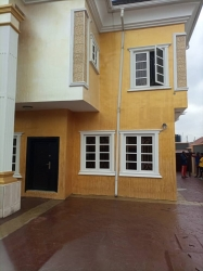 A Newly Built 4 Bedroom Duplex With Bq For Rent  4 bedroom Detached Duplex for Rent Ibadan Oyo Vetra  Property