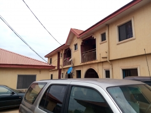 4 Units Of 3 Bedroom Apartment & 2 Units Of 2 Bedroom Bungalow Blocks of Flats for Sale Asaba Delta Vetra  Property