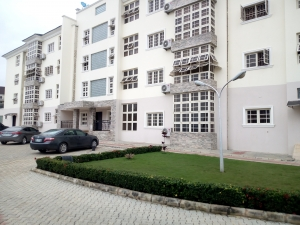 Serviced And Tastefully Finished 3bedroom Flat With A Room Bq  3 bedroom Flat for Rent Katampe Ext Abuja Vetra  Property