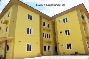 Tastefully Finished 3 Bedroom Flat At Cocosheen Close Behind Alade Market, Allen Avenue 3 bedroom Shared Apartment for Sale Ikeja Lagos Vetra  Property