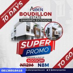 Estate Land Residential Land for Sale Gwarinpa Abuja Vetra  Property