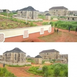 Backlays Court ((ipaja Boys Town)  Residential Land for Sale Alimosho Lagos Vetra  Property