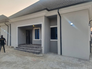 Brand New 3 Bedroom Bungalow 3 bedroom Bungalow for Sale Gwarinpa Abuja Vetra  Property