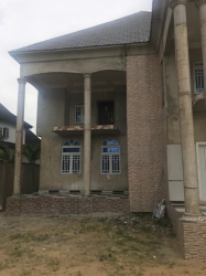4 Bedroom Duplex For Sale In Yenagoa 4 bedroom Duplex for Sale Yenegoa Bayelsa Vetra  Property