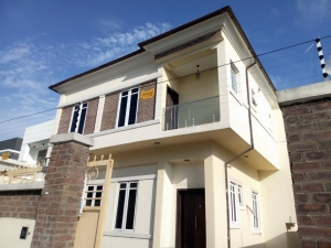 4 Bedrooms Detached Duplex At Bera Estate Detached Duplex for Sale Lekki Lagos Vetra  Property