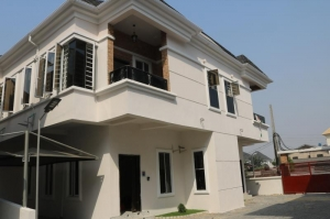 Tastefully Finished 4 (four) Bedroom Semi - Detached Duplex  4 bedroom Semi-Detached Duplex for Sale Lekki Lagos Vetra  Property