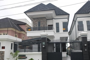 Brand New And Exquisitely Finished Five (5) Bedroom Fully Detached House With Boys Quarter  5 bedroom Detached Duplex for Sale Lekki Lagos Vetra  Property