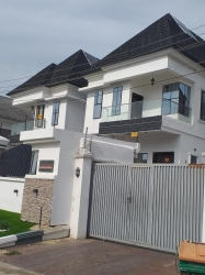 Brand New Tastefully Well Finished 4 Bedroom Fully Detached Duplex With Bq For Sale At Chevy View Estate Chevron Lekki Lagos State Nigeria  4 bedroom Detached Duplex for Sale Lekki Lagos Vetra  Property