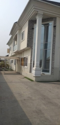 Urgent  4 bedroom Semi-Detached Duplex for Sale Lekki Lagos Vetra  Property
