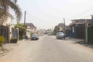 A 3 Bedroom All Suit Luxury Apartment Located In A Serene Estate 3 bedroom Terraced Bungalow for Rent Lekki Lagos Vetra  Property