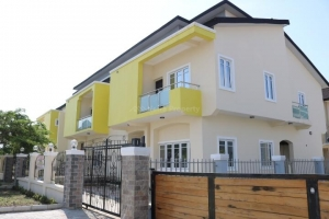 Duplex  5 bedroom House for Sale Lekki Lagos Vetra  Property