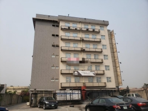Open Floor Office Space Measuring 165sqm Office Space for Lease Lekki Lagos Vetra  Property