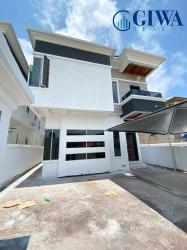 5 Bedroom Fully Detached Duplex With Bq 5 bedroom Detached Duplex for Sale Lekki Lagos Vetra  Property