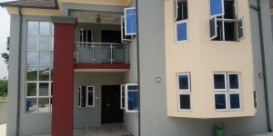 Newly Built 3 Bed Flat For Rent In Kolapo Ishola Estate, Akobo, Ibadan 3 bedroom Blocks of Flats for Rent Ibadan Oyo Vetra  Property