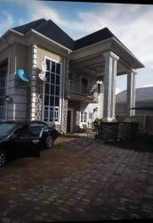 Ensuit 5 Bedroom Duplex With Boys Quarters 5 bedroom Detached Duplex for Sale Owerri Imo Vetra  Property