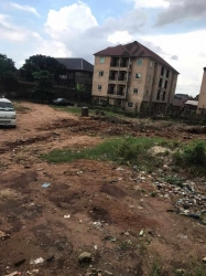 4 Plots Of Land Fully Fenced Round  Residential Land for Sale Owerri Imo Vetra  Property