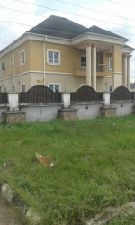 Fully Detached 4 Bedroom Duplex With 3 Parlors And 2 Ensuit Rooms Boys Quarters 4 bedroom Detached Duplex for Sale Owerri Imo Vetra  Property