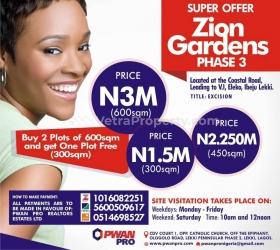 Excision  Commercial Land for Sale Ibeju Lekki Lagos Vetra  Property