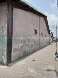 2bay Warehouse, Measuring 20,000 Sq.ft Warehouse for Lease Apapa Lagos Vetra  Property