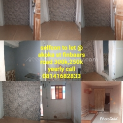 Selfcon Apartment To Let At Akoka Yaba Lagos 1 bedroom Self Contained for Rent Yaba Lagos Vetra  Property