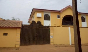 4 Units Of 3 Bedroom Flats And A 4 Bedroom House Flat for Sale Ipaja Lagos Vetra  Property