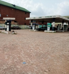 Fuel Station And Water Factory Factory for Sale Oredo Edo Vetra  Property