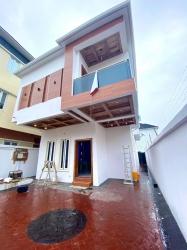 Brand New 4 Bedroom Detached Duplex. 4 bedroom Detached Duplex for Sale Lekki Lagos Vetra  Property