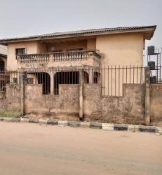 Duplex And A Three Bedrooms Apartment Detached Duplex for Sale Oredo Edo Vetra  Property