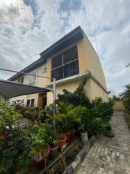 Cozy 3-bedroom Terrace House. 3 bedroom Flat for Short let Lekki Lagos Vetra  Property