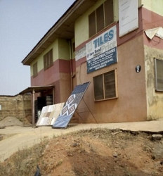 Commercial Building Along Eleyele/ologuneru/eruwa Commercial Property for Sale Ido Oyo Vetra  Property