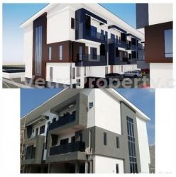 3 Bedroom Terrace Mijl Residences & Villas  3 bedroom Terraced Duplex for Sale Lekki Lagos Vetra  Property