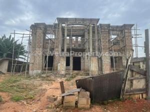 5 Bedroom Uncompleted Mansion For Sale 5 bedroom Detached Duplex for Sale Oredo Edo Vetra  Property