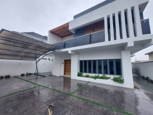 Beautifully Finished 5 Bedroom Detached Duplex For Sale At Bakare Estate Agungi Lagos 5 bedroom Detached Duplex for Sale Lekki Lagos Vetra  Property