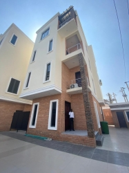 Fully Serviced 5 Bedroom Fully Detached House With A Bq 5 bedroom Detached Duplex for Sale Ikoyi Lagos Vetra  Property