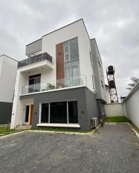 5bedroom Fully Detached Duplex+bq.  5 bedroom Detached Duplex for Sale Ikeja Lagos Vetra  Property