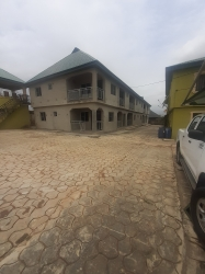 Newly Built 2 Bedroom Flat 2 bedroom Flat for Short let Ipaja Lagos Vetra  Property