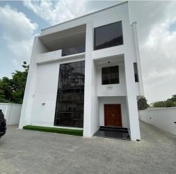 Beautifully Built 5 Bedroom Luxury Detached Duplex With A Bq  5 bedroom Detached Duplex for Sale Ikoyi Lagos Vetra  Property